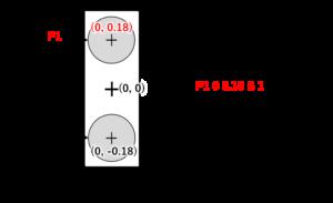 部品U1の形状